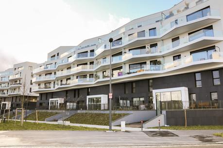 À Luxembourg-ville, le prix de vente moyen des appartements est passé de 4.400 euros parm² en 2010 à plus de 9.000 euros parm² en 2019. (Photo: Romain Gamba / Maison Moderne)