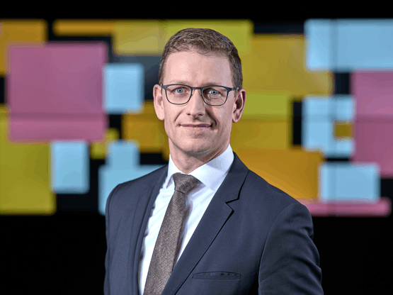 Olivier Carré,  Partner, Financial Services Market Leader at PwC Luxembourg (Crédit : PwC Luxembourg)