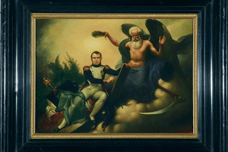 La capitulation de Luxembourg en 1795, gravure, fin 18 e siècle,collection Lëtzebuerg City Museum. (Photo: Lëtzebuerg City Museum)