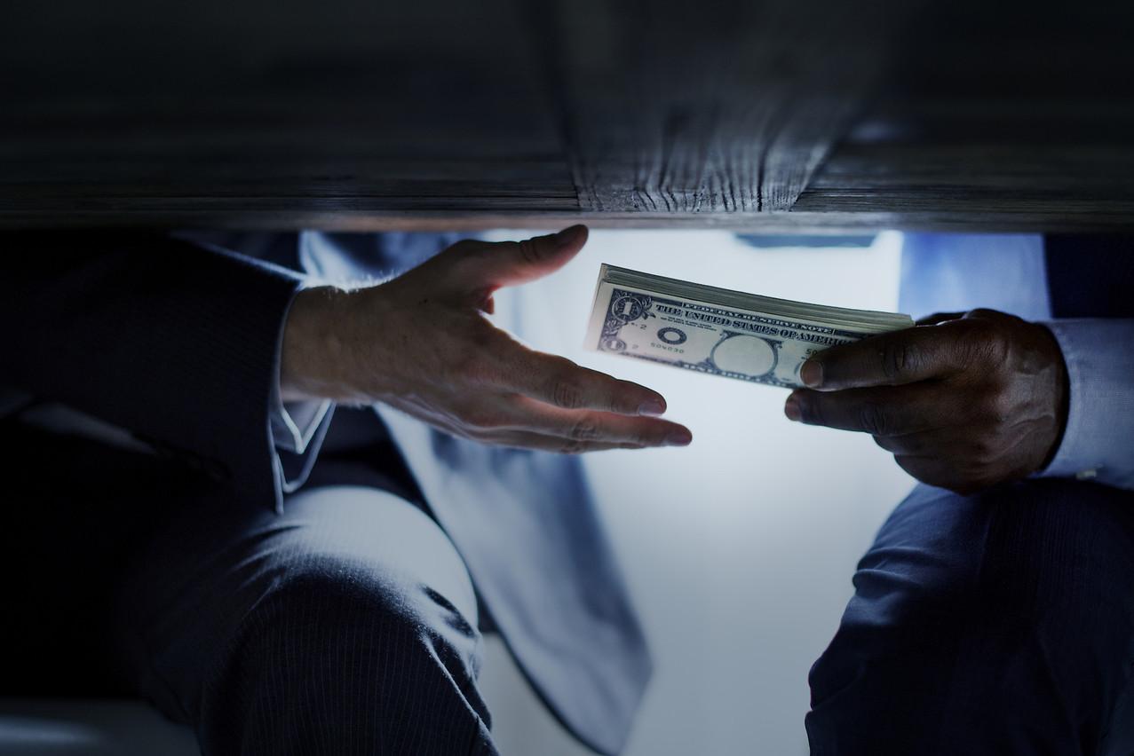 Le Luxembourg est parmi les meilleurs élèves en matière de corruption. (Photo: Shutterstock)