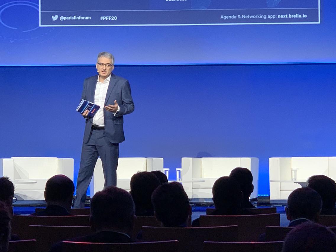 Laurent Nizri l'a annoncé mercredi matin: il n'y aura pas de Paris Fintech Forum en 2021. L'organisateur veut consacrer au minimum six mois à réinventer «un événement qui fasse du sens». (Photo: Paperjam)