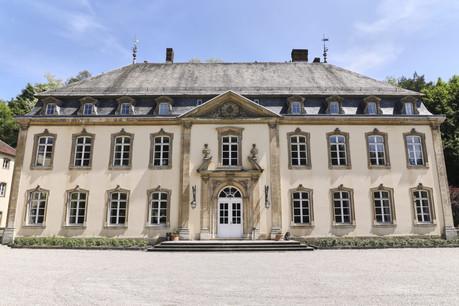La construction du château et de ses dépendances, voulus à l'époque par les industriels Jean-François et Pierre-JosephBoch, a débuté en 1782 sous la houlette de l'architecte Jean-PierreFresez. (Photo: LSB)