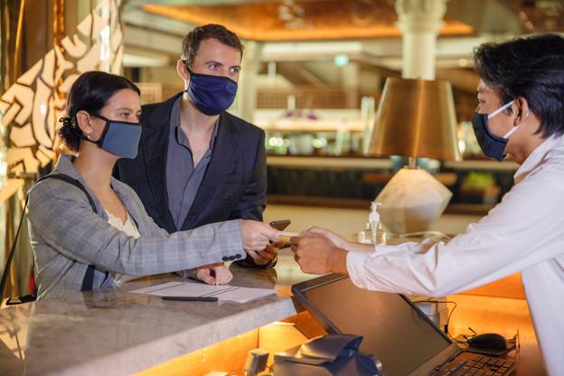 Les hôtels luxembourgeois voient arriver, depuis quelques semaines, de nombreux Français et Belges à la recherche de restaurants et commerces ouverts. (Photo: Shutterstock)
