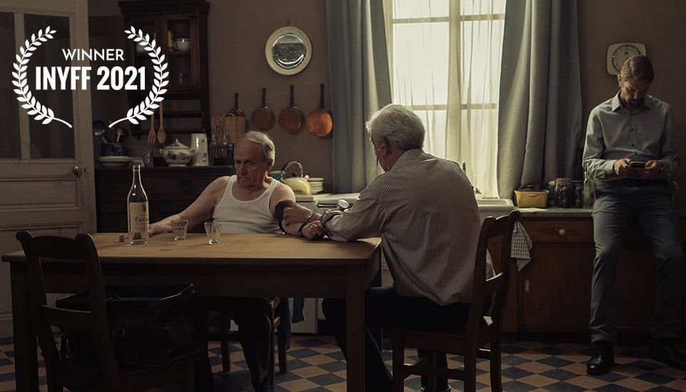 Lupus was written, directed and edited by Laurent Prim for Skill Lab and stars Pol Greisch and Luc Schiltz. Skill Lab