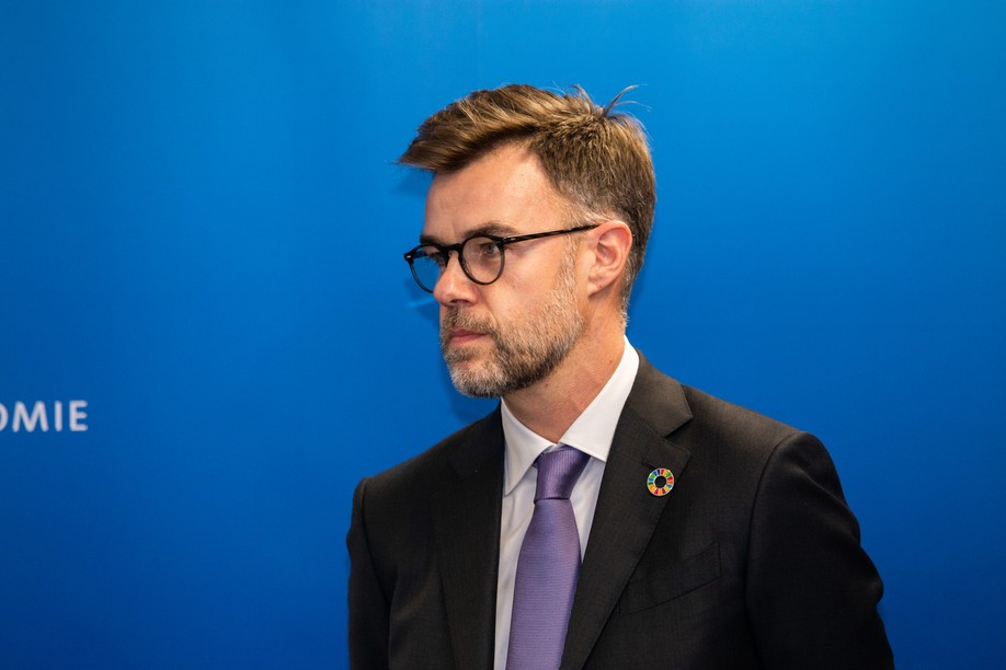 A new strategy division created by economy minister Franz Fayot (pictured in February 2020) is taking over the Rifkin initiative launched by his predecessor Etienne Schneider Photo: Romain Gamba