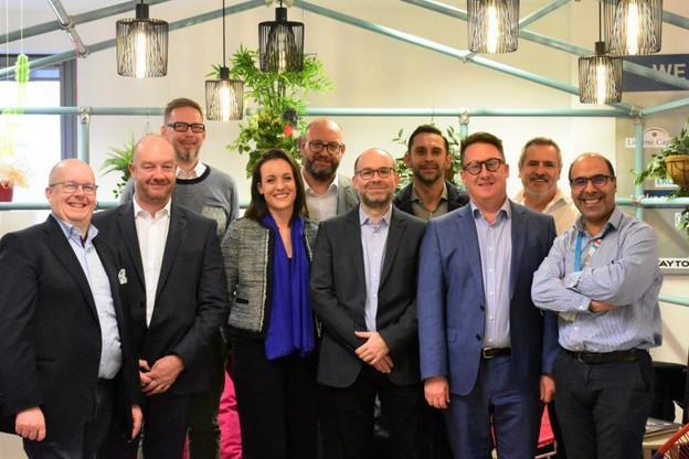 Cinq poids lourds ont décidé d'unir leurs forces pour imposer un centre d'excellence européen dans la blockchain. (Photo: Digital Luxembourg)