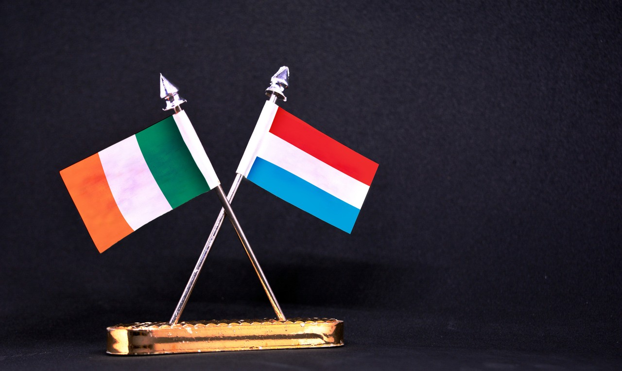 Ireland will have its own Luxembourg embassy, says finance minister Gramenga during the nation's 2022 budget presentation. (c) 2021 Shutterstock.