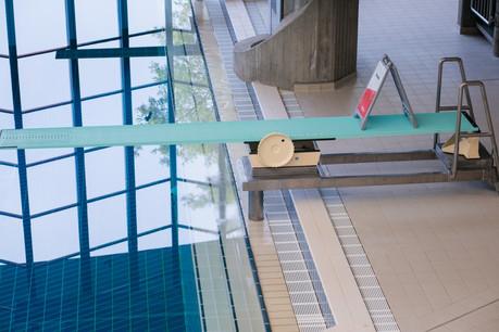 Le centre aquatique Badanstalt, la piscine municipale de Bonnevoie et celle de Luxembourg-Belair rouvriront le 15 septembre. (Photo: Matic Zorman / Maison Moderne)