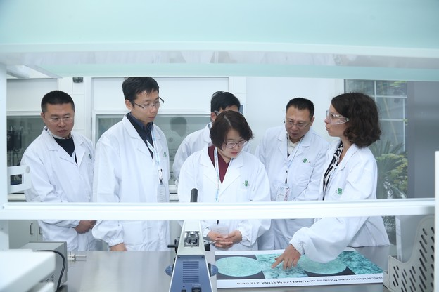 OCSiAlouvre un centre de support technique à Shanghai, qui disposera d'une douzaine de laboratoires.  (Photo: OCSiAl)