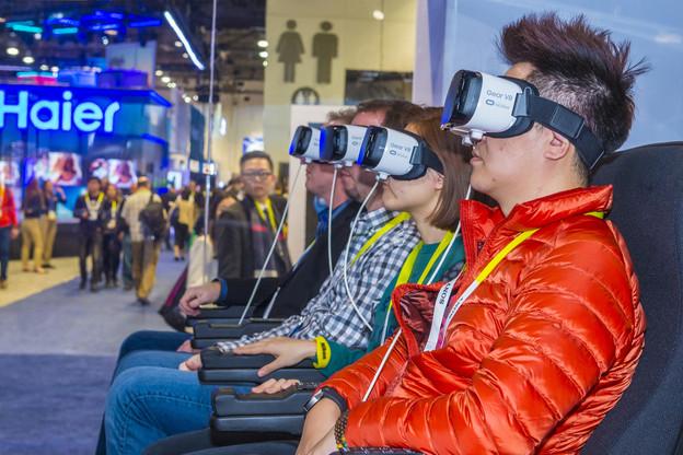 Avec ses 2.000 investisseurs et près de 200.000 visiteurs, le Consumer Electronics Show de Las Vegas est un endroit idéal pour se faire remarquer. Vingt start-up luxembourgeoises seront de la partie. (Photo: Shutterstock)