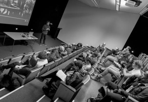 L'atelier sera animé parBoyd van Hoeij critique de films pour le Hollywood Reporter. (Photo: DR)