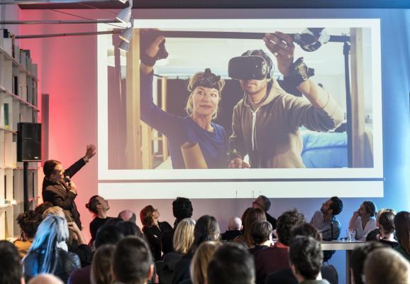 VR Day (Photo: CNA, Romain Girtgen)