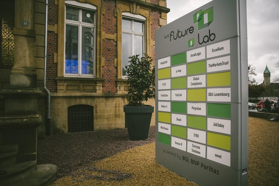Avec les travaux du Royal-Hamilius, le Lux Future Lab avait emménagé, début2015, au 59 boulevard Royal. (Photo: Archives Maison Moderne)