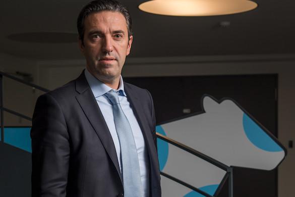 Gilles Gérard, directeur de Luxlait. (Photo: Nader Ghavami)