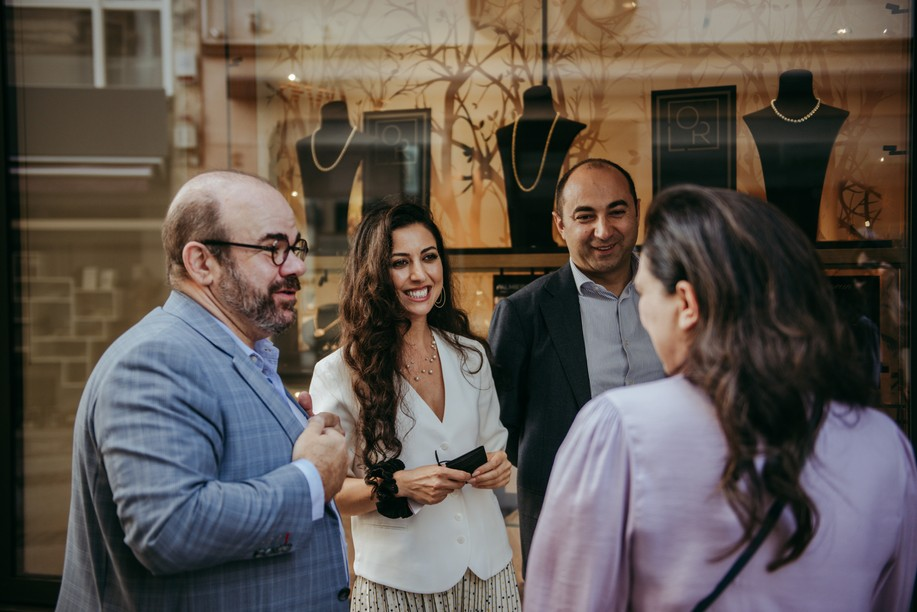 Luxor is open for business and was inaugurated on 25 and 26 June in the heart of Luxembourg city Luxor