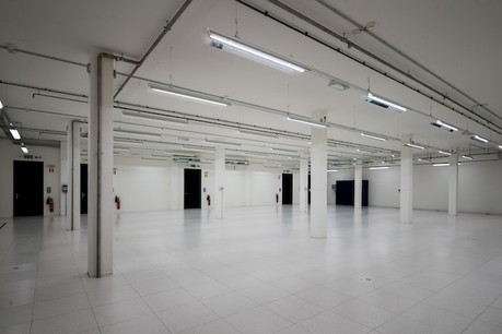 Cette salle de LuxConnect à Bissen accueillera le supercalculateur luxembourgeois, Meluxina. Une SA a été créée pour s'en occuper spécifiquement au sein du centre de données. (Photo: Paperjam)