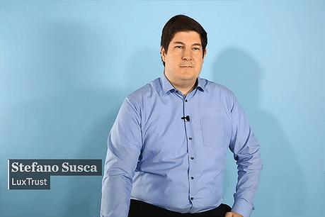 Stefano Susca Directeur des systèmes d'information, LuxTrust