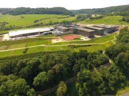 La construction de l'école a coûté 100millions d'euros. ((Photo: LTA))
