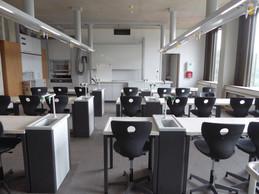 L'école dispose de 18 ateliers et laboratoires . ((Photo: LTA))