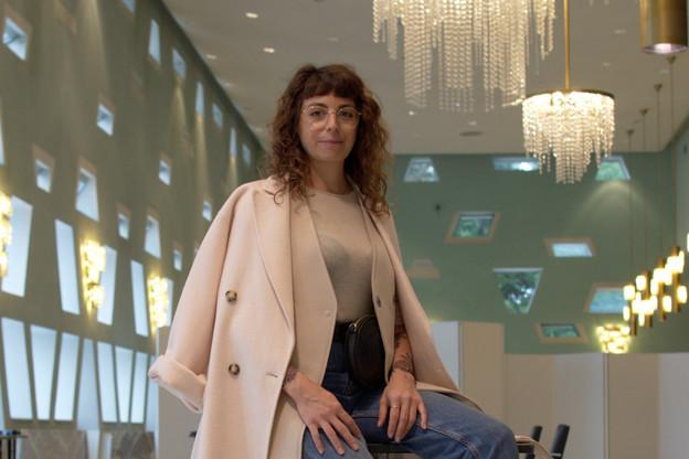 Si son domaine d'expertise est plutôt la mode, Maddalena Oliva sait aussi où trouver de bons plats végétariens et de belles cartes des vins! (Photo: Maison Moderne)