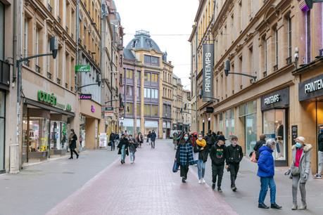 Les commerces non alimentaires de moins de 10.000m2 peuvent ouvrir à Metz et partout en Moselle pour Vendredi saint. (Photo: Maison Moderne/archives)