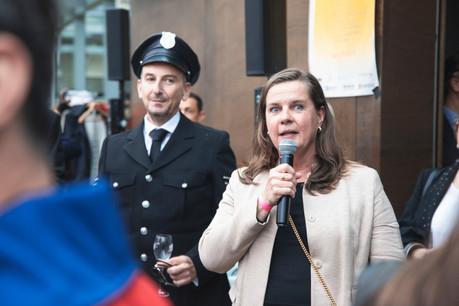 Geraldine Knudson est la CEO de Maison Moderne. (Photo : Simon Verjus/Maison Moderne)