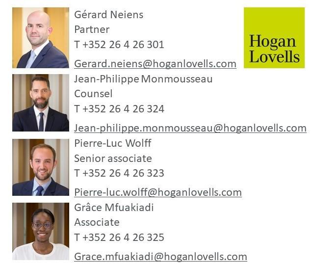 Contact our tax team Hogan Lovells