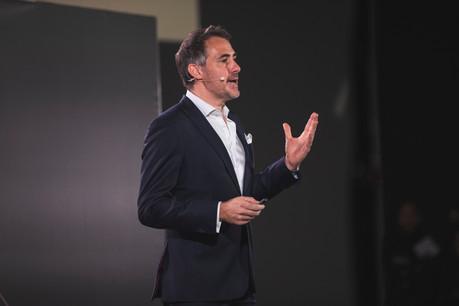 Christophe Diricks (KPMG) (Photo: Simon Verjus/Maison Moderne)