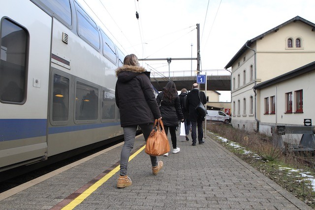 105.000 frontaliers français viennent travailler au Luxembourg chaque jour. Et le Luxembourg devrait verser une rétrocession fiscale comme cela existe ailleurs, insiste le maire de Metz. (Photo: Frédéric Antzorn / Archives)