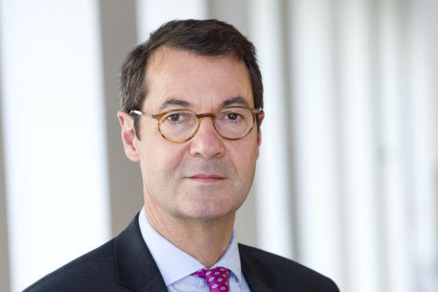 Bruno Colmant, professeur auxiliaire à la Luxembourg School of Finance et head of macro research chez Banque Degroof Petercam. (Photo:Degroof Petercam)