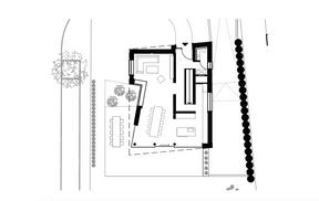 Plan du rez-de-chaussée. ((Illustration: Morph4))