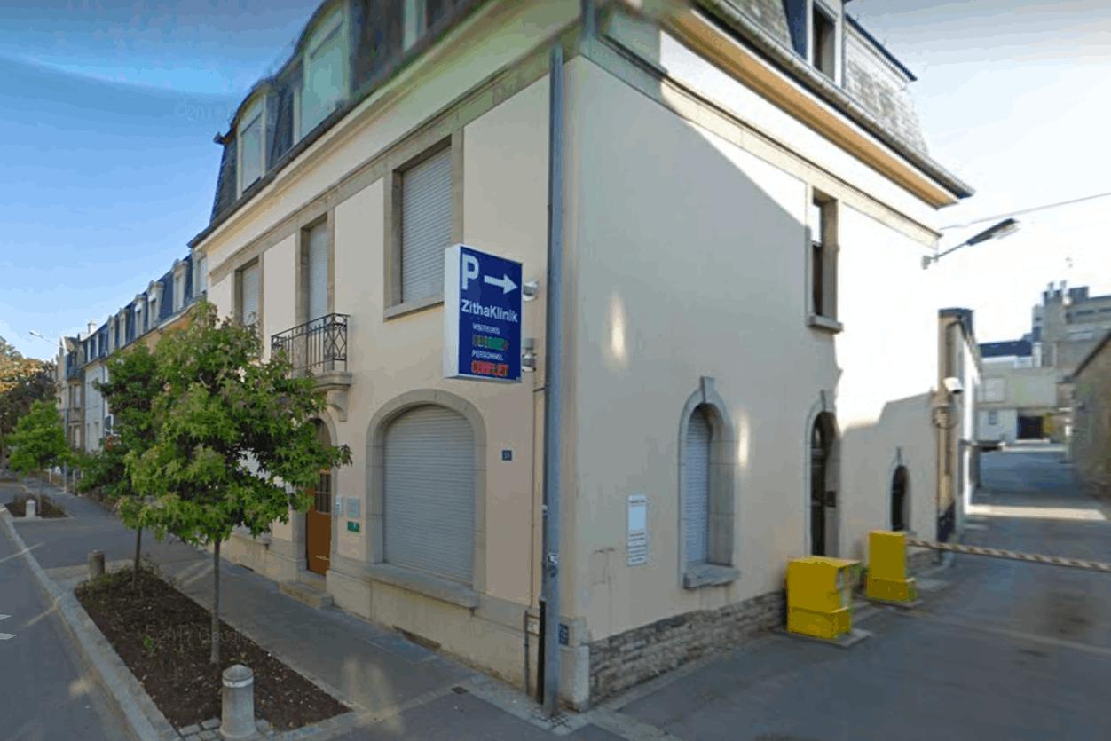 Les maisons médicales (ici, celle de Luxembourg-ville) rouvrent ce lundi. (Photo: Google Maps/capture d'écran)