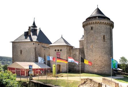 Rénové durant de longues années, le château a retrouvé sa superbe. Même s'il a été impossible de tout restituer à l'identique. (Photo: Maison Moderne)