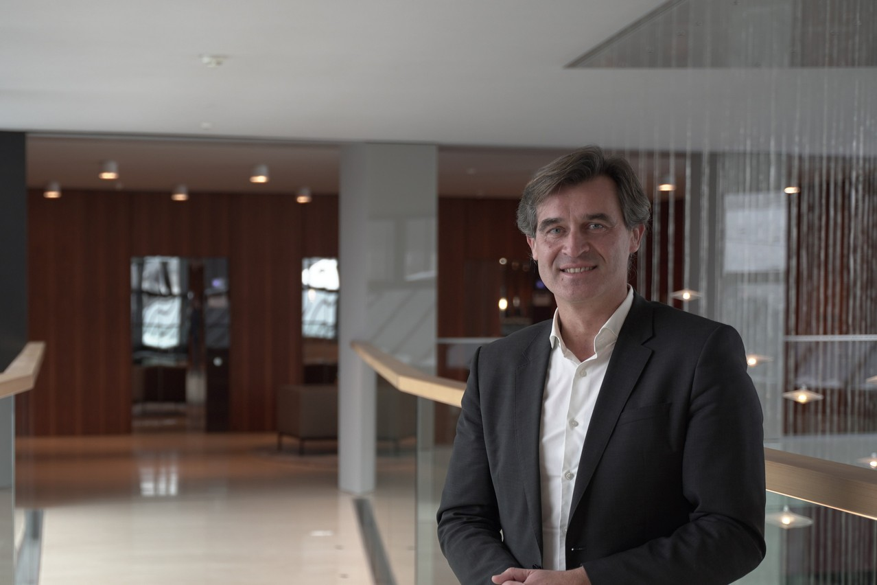Christophe Wintgens, Partner, EY Luxembourg (Crédit Photo :  Ernst & Young Services SA )