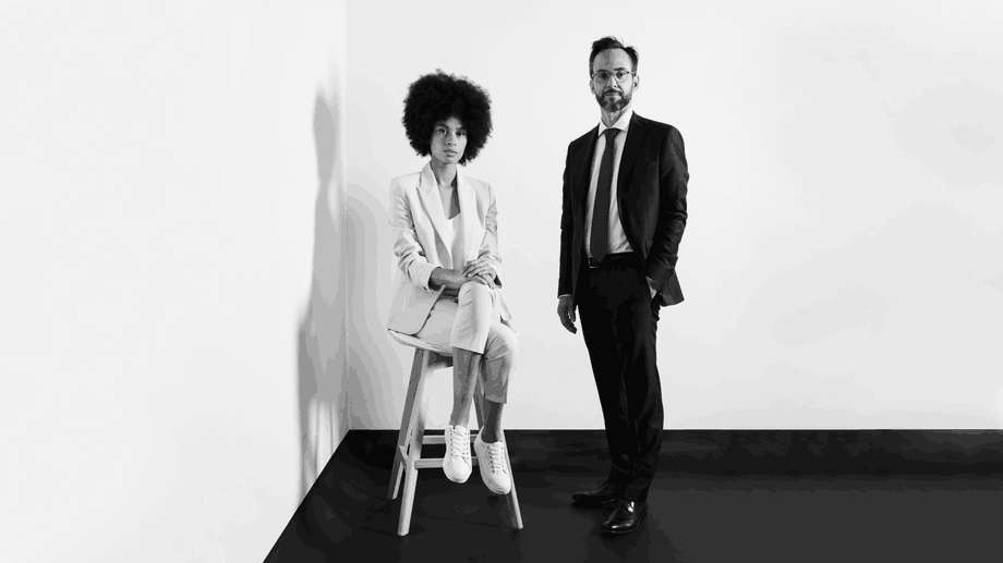 Jean-François Genicot, Head of Investments Management at Degroof Petercam and Lea, an architect. PhotoSimon Verjus(Maison Moderne)