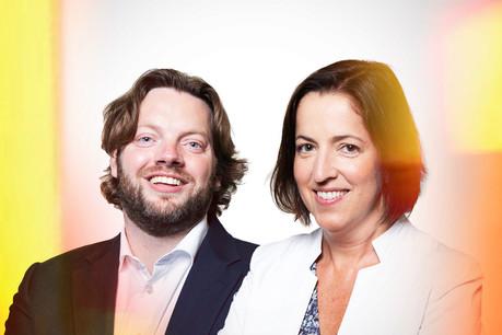 Kristof Meynaerts & Katia Gauzès Maison Moderne
