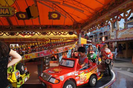 Les manèges et autres carrousels seront gratuits cet été dans la capitale. (Photo: Maison Moderne/Archives)