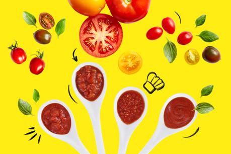« Mange des tomates, mon amour. Mange des tomates, nuit et jour. Ça donne bonne mine. C'est plein de vitamines... ». Difficile de ne pas être d'accord avec Jack Ary! (Design: Carole Rossi / Maison Moderne)