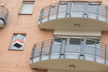 Les organisateur revendiquent notamment une augmentation rapide du parc de logements sociaux. (Photo: Matic Zorman / Archives)