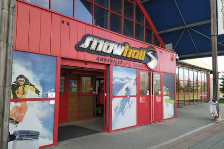 Le groupe néerlandais SnowWorld est le nouvel exploitant du Snowhall d'Amnéville pour une durée de huit ans. (Photo: Shutterstock)
