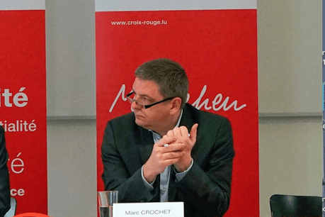 Marc Crochet est entré à la Croix-Rouge en 1993 et en était le directeur général adjoint depuis 2013. (Photo: Croix Rouge Luxembourg)