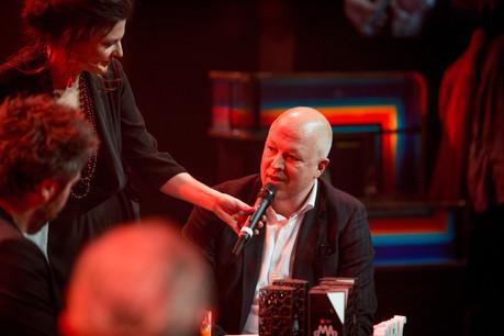 Marc Gerges lors de la soirée des Media Awards 2018 au Grand Théâtre de la Ville de Luxembourg. (Photo: Maison Moderne / Archives)