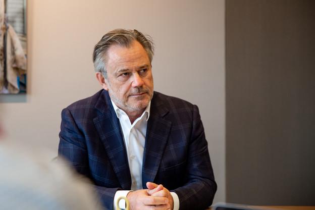 Marc Giorgetti succède à Jean-Marc Kieffer à la tête du Groupementdes entrepreneurs du bâtiment et des travaux publics. (Photo; Romain Gamba/Maison Moderne/Archives)