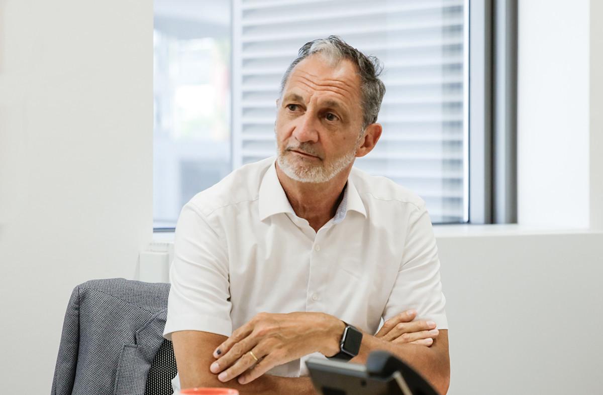 Marc Hemmerling occupait le poste de head of digital & innovation au sein de l'ABBL. (Photo: Romain Gamba / Maison Moderne)