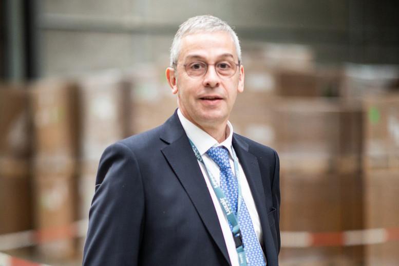 Marc Schroeder has become CFO of the Encevo Group. Photo: Edouard Olszewski / archives