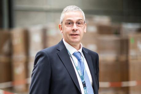 MarcSchroeder devient directeur financier du groupe Encevo. (Photo: EdouardOlszewski/Archives)