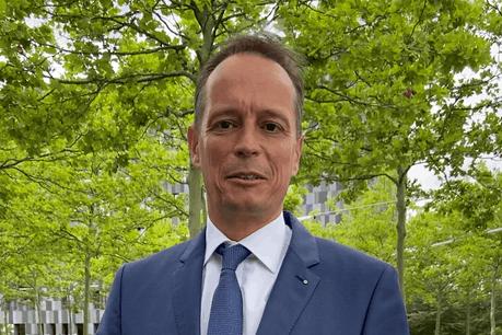 MarcWidong est le nouveau directeur du Fonds Kirchberg. (Photo: Fonds Kirchberg)
