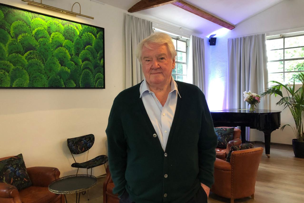 Marcel Goeres a fondé son groupe hôtelier en 1993. Pour qu'il survive à la crise, il doit être flexible et moderne. (Photo: Paperjam)