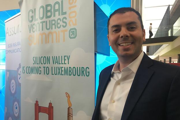 Le managing partner de Parkpine Capital, Ahmed Shabana, organisera la venue de 100 VC américains en octobre au Luxembourg. Une première en Europe. (Photo: DR/Paperjam)