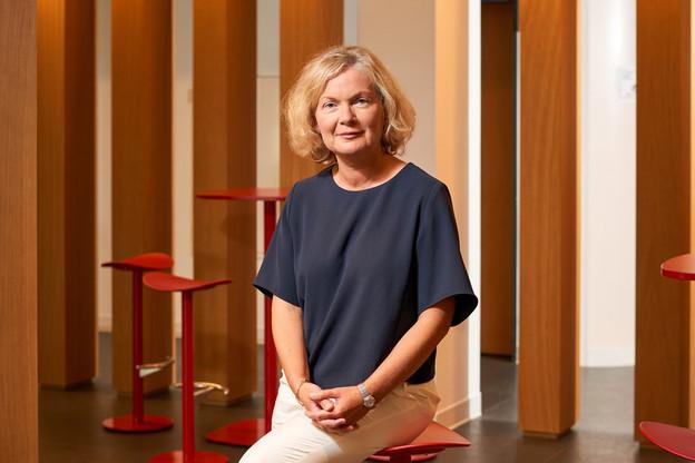 Isabelle Schlesser est directrice de l'Adem depuis 2013. (Photo: Andrés Lejona/archives Maison Moderne)